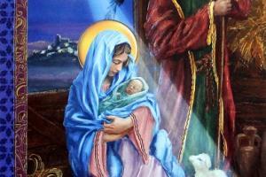 Ilustracja świąteczna