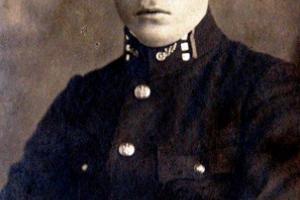 Andrzej Szczeponek (1895 - 1975) z Rozmierki