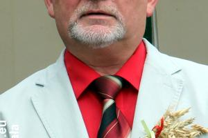 Joachim Kaczmarczyk - sołtys Rozmierki