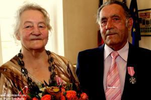 Maria i Franciszek Długosz z Rozmierki