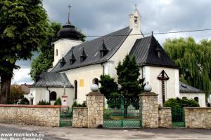 Kościół parafialny w Rozmierzy