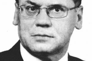 Burmistrz Tadeusz Goc