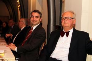 Od prawej: Joachim Karwoczik,  Stephan Rauhu