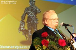 Alfred Feliks, prezes Zarządu Oddziału Zakładowego PTTK Huta Andrzej w Zawadzkim
