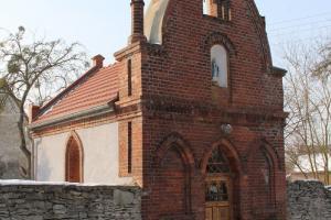 Kapliczka na Podborzanach