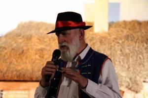 Norbert Kleman - gawędziarz, muzyk i rzeźbiarz