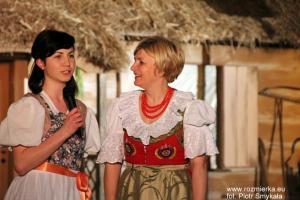 Agata Tarlińska z Silesii i Renata Krawczyk