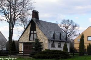 Kaplica filialna w Jędryniach