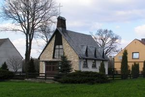 Kaplica pw. Matki Boskiej Fatimskiej w Jędryniach