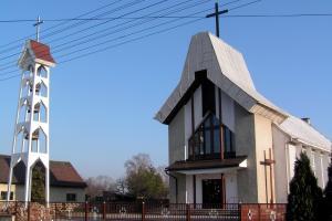 Kościół filialny w Rozmierce