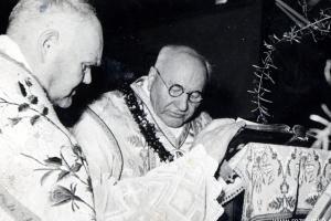 Ks. dziekan  Franciszek  Florek (1877 - 1962)