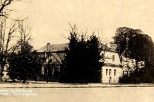 Pałac w Kalinowicach (niem. Kalinowitz)