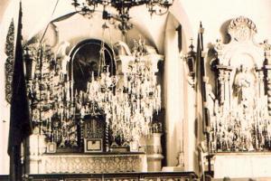 Kościół w Rozmierzy - rok 1941